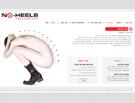 עיצוב אתר למעצבת נעליים
